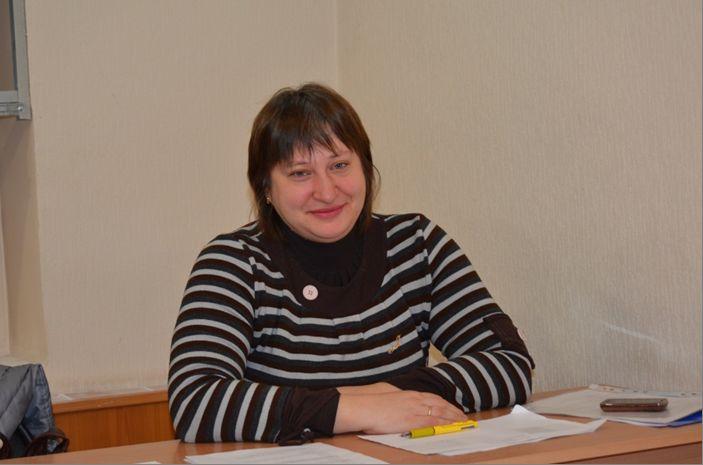 Самохина Светлана Ивановна