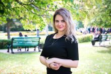 Студентка ИПМиКН стала победительницей в конкурсе Сбербанка «12 UP»