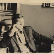 1976-1977 гг. На фото: Медведев Геннадий Алексеевич