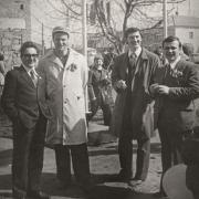 1978-1979 гг. На фото: Горцев А.М., Терпугов А.Ф., Рыжаков А.П.