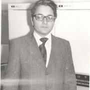 1980 г. На фото: Горцев А.М.