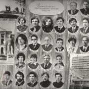 1979 год. Профессорско-преподавательский состав