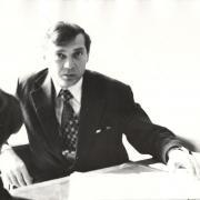 На фото: Медведев Г.А.